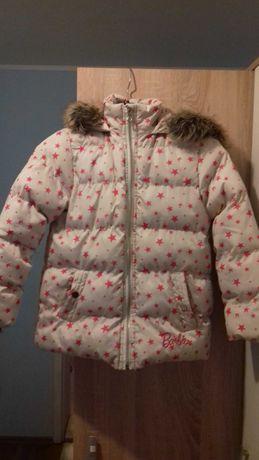 Топло зимно яке за момиче