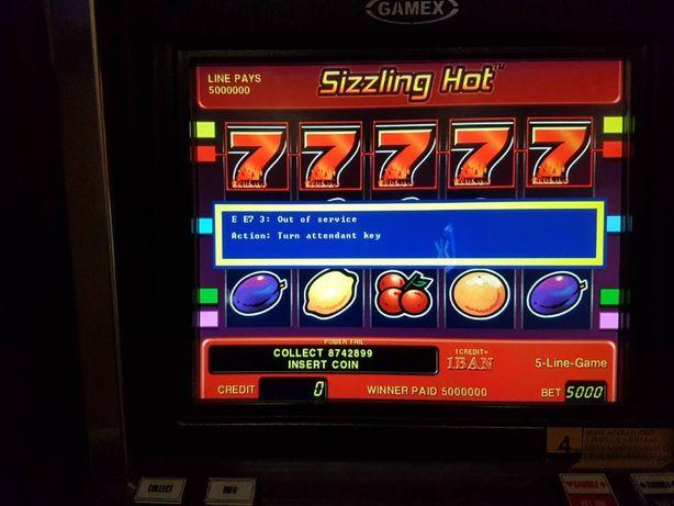 percentage selector for cf1 , cf1+ and cf2 , slot machine Gaminator