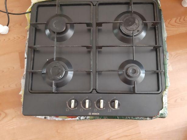 Встроенная газовая плита для кухни
