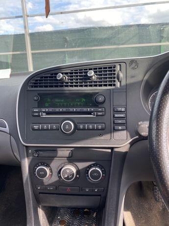 Casetofon/Cd-Player Saab 9-3 facelift