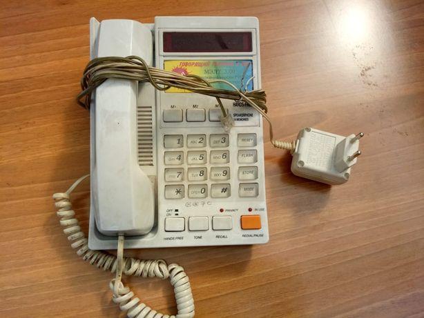 Телефонный аппарат с электропитанием