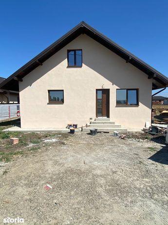 2 BAI!485 mp teren!Casa 4 camere,100 mp utili,Valea Ursului-Vorovesti