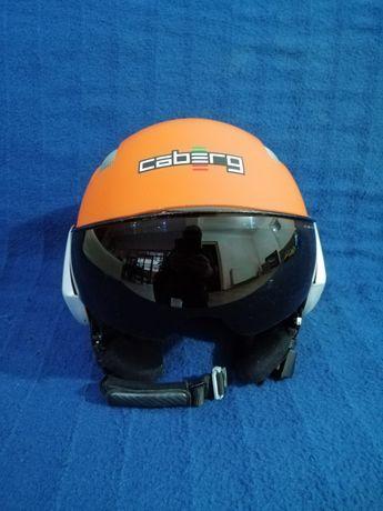 CABERG breeze cască moto, scuter, mărimea M, 57-58 cm, 1050 grame.
