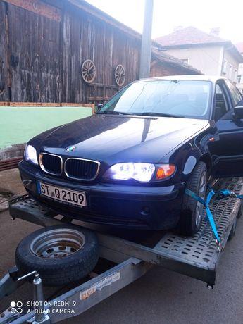 Продавам BMW E46 318i-n42b18a  на Части