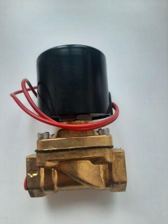 Соленоидный электро магнитный клапан 220в