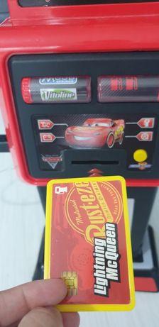 Benzinărie Cars 3 Smoby