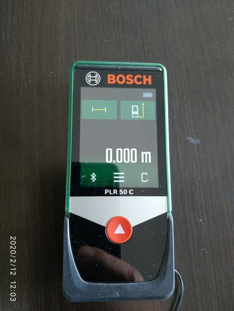 Telemetru laser BOSCH PLR 50C