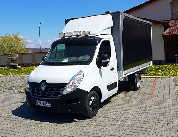 RENAULT MASTER 3,5T 2018 FULL Iveco daily 35c15 Mercedes Sprinter