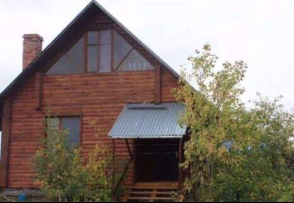 Двух этажный деревянный дом в куротной зоне