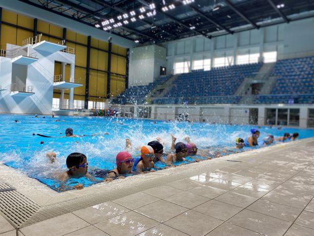 Секция плавания с 6 лет