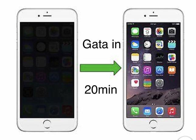 Inlocuire Sticla Ecran Geam Display iPhone 7 8 X Xr Xs Max 11 Pro Max.
