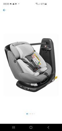 Scaun auto Maxi-Cosi Axissfix Plus, Gri deschis, 0-18 kg