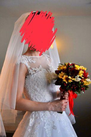 Свадебное платье! Срочно продаю!