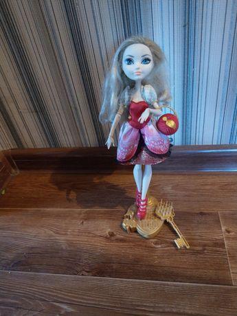 Кукла эвер Автер Хай -Эппл Вайт