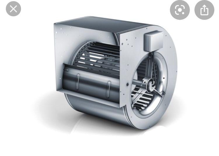 Ventilator Nicotra profesional