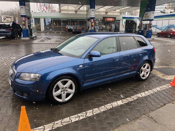 Audi A3 8PA 2.0TFSI 340cp