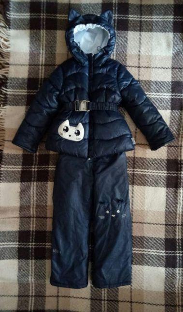 Комбинезон (куртка, штанишки) на девочку