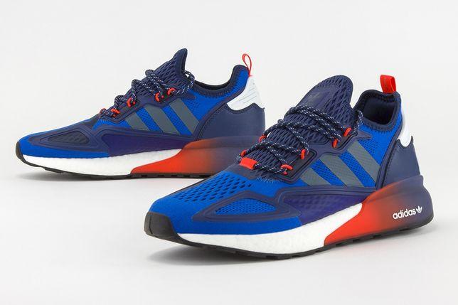 Новые кроссовки Adidas ZX 2K Boost