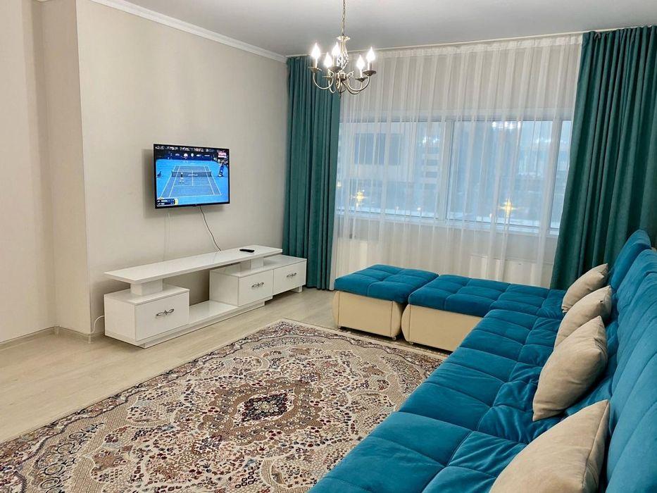 Сдается квартира в Нур-Султане (Астана) посуточно на левом берегу Нур-Султан (Астана) - изображение 1