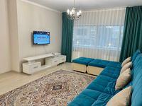 Сдается квартира в Нур-Султане (Астана) посуточно на левом берегу