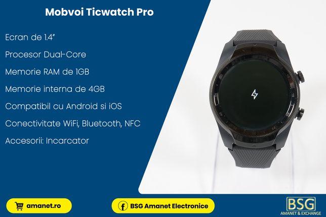 Smartwatch Mobvoi Ticwatch Pro - BSG Amanet & Exchange