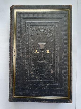 Carte veche Evangheliar