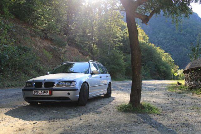 BMW e46 320d Facelift Break - 2003
