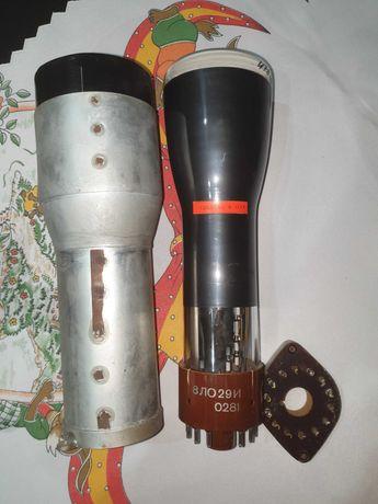 Tuburi electronice, condensatori, tub catodic