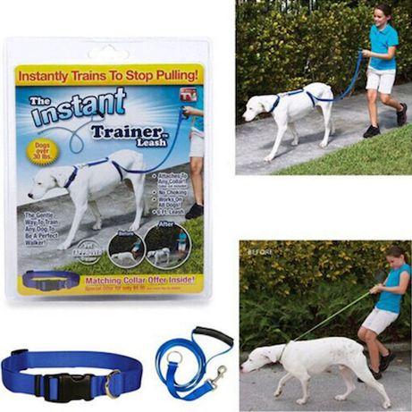 Универсален повод за кучета над 12 кг - нагръдник