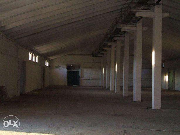 Inchiriez - Parteneriat - Vind 2 hale Industriale Bacau /Motoseni