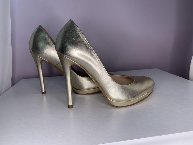 Pantofi Eliana Bucci piele naturala