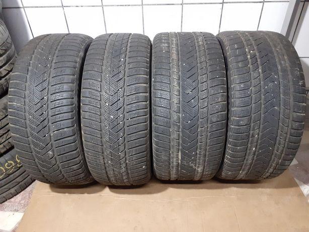 set 4 anvelopă iarna runflat 245 40 20 / 275 35 20 Pirelli bmw 7 g11
