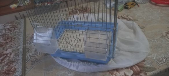 Клетка за папагалчета