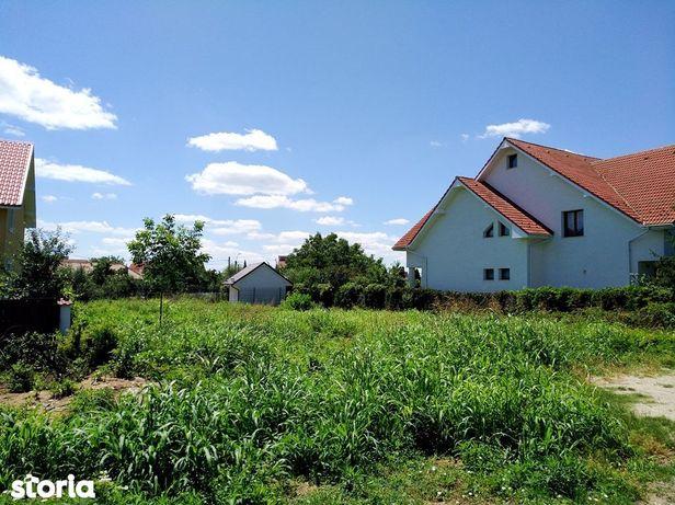 Teren oras Slatina, zona rezidentiala - 532 mp/deschidere 21ml