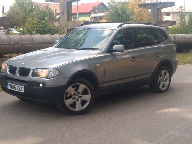 Dezmembrez / dezmembrări BMW x3 e83 2.0d 150 cai cutie transfer