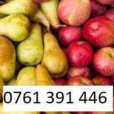 prune, pere și mere de vânzare