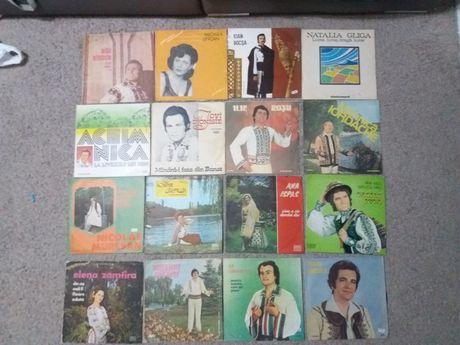 16 disc vinil pickup muzica populara Ardeal Banat Oltenia Muntenia Mol