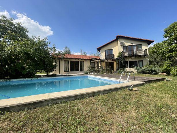 Vila cu piscina Corbeanca - Str. Pescarusului