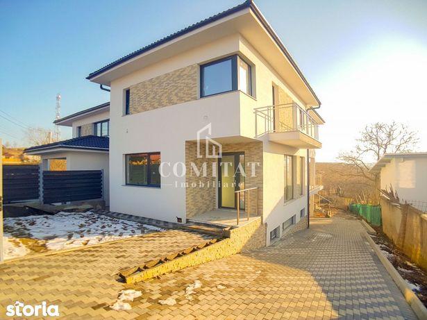 O casă luminoasă în Feleacu cu teren de 524 mp