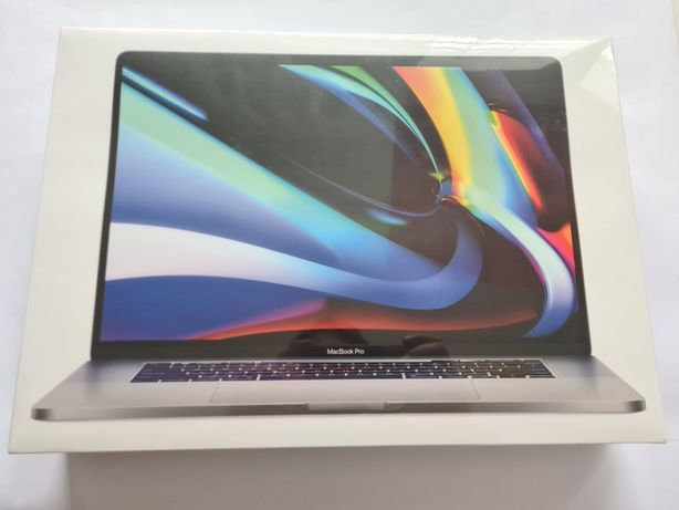 "Macbook Pro 16"" 2020, 2.6GHz, 16GB, 512GB SSD, 5300M SIGILAT Garantie"