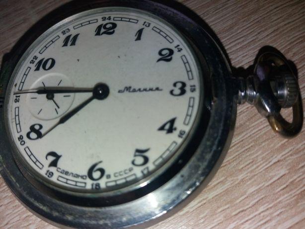 Часы Молния. СССР.