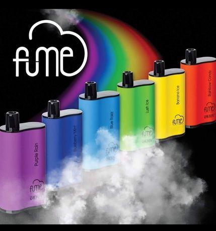 Fume Vape ULTRA 2500 / INFINITY 3500 PUFFS Narghilea xxl