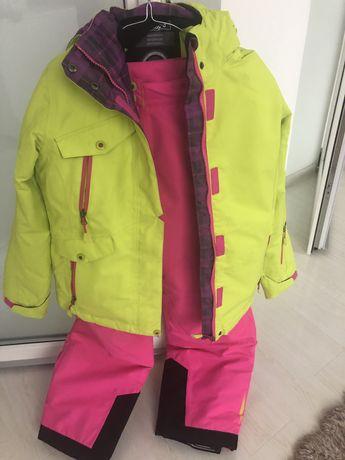Costum de ski-dama