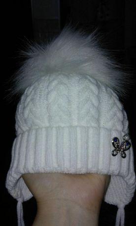 Продам шапочку для новорожденного