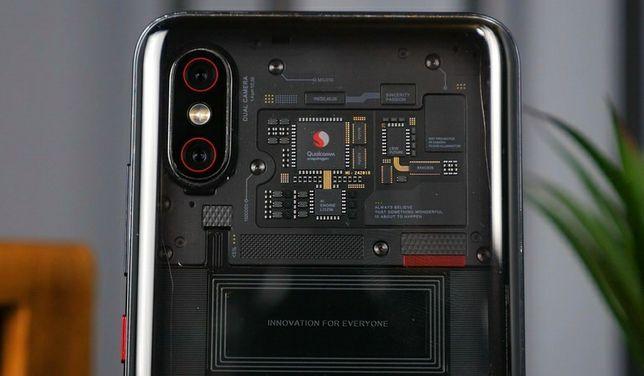 Xiaomi Mi 8 Pro    8/128GB топовый игравой смартфон