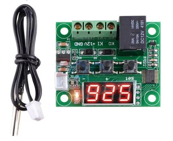 Терморегулятор, термостат W1209