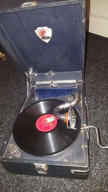 Patefon gramafon