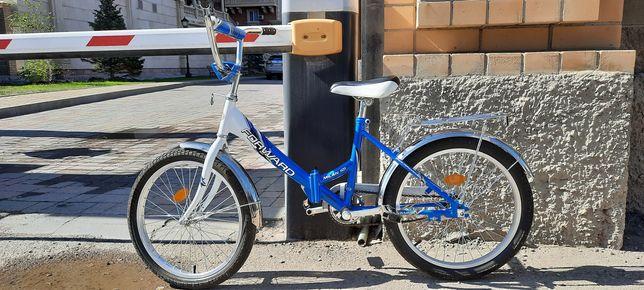 Продам велосипед новый  складной