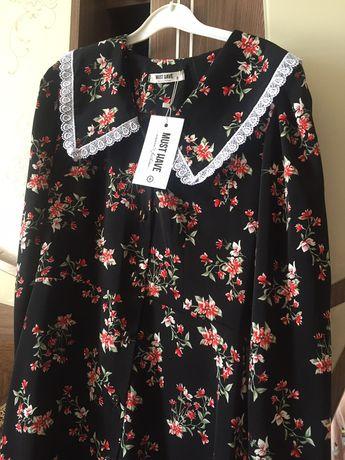 Платье новое с текеткой