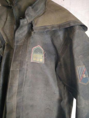 Спецодежда, Куртка брезентовая с капюшоном